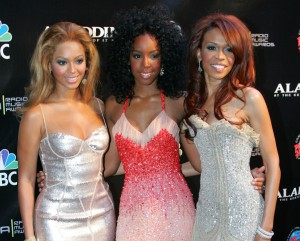 Beyonce, Michelle Williams, Kelly Rowland