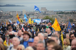 'Yes' vote rally