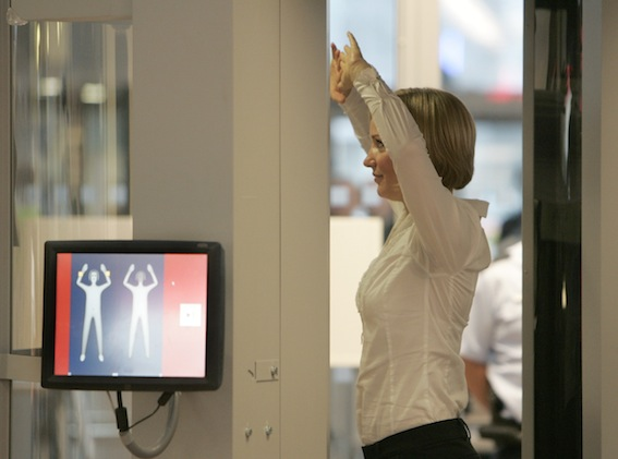 Germany Body Scanners
