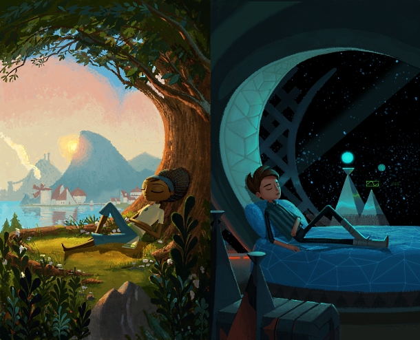 Broken age act 1_double fine
