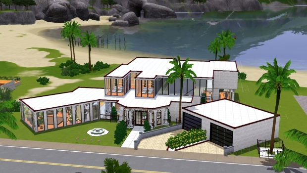 Spectacular Infinity Edge Pools together with Popular Enclosed Porch Ideas Design also De Fem Basta Sakerna Med The Sims likewise Villa House Plans Floor Plans as well Ck Designworks Masterplan For Nanjing China. on tropical house plans designs